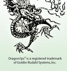 Dragon/ips is a registered trademark of Goldin-Rudahl Systems, Inc.